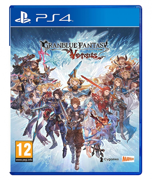 GRANBLUE FANTASY VERSUS PS4