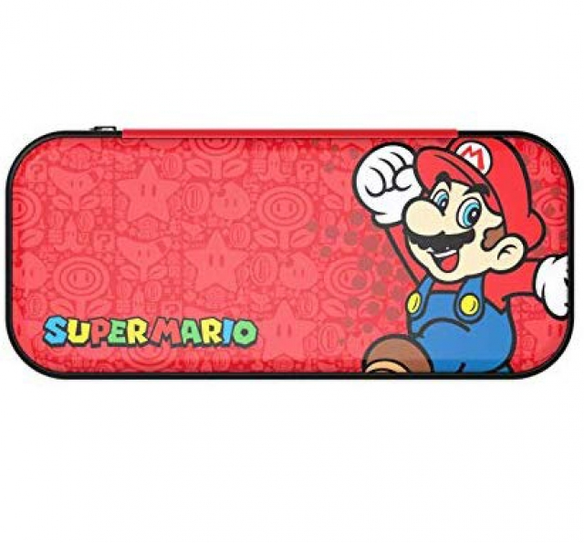 Bolsa Stealth Super Mario Switch Lite