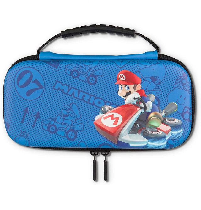 Protection Case Kit Mario Kart Switch Lite