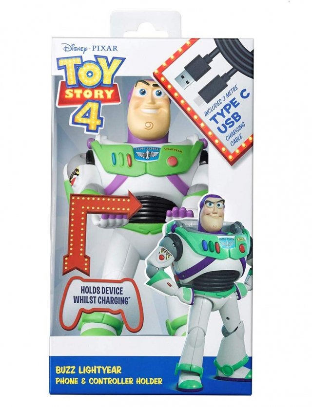 Cable Guys Toy Story 4 Buzz Lightyear