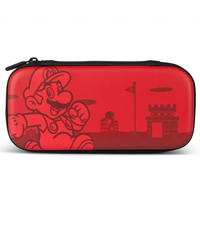 Stealth Case Kit Super Mario Switch Lite