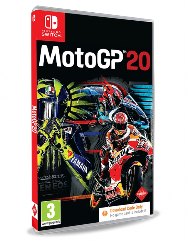 MOTOGP 20 Switch