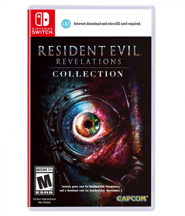 RESIDENT EVIL REVELATIONS Collection (EM PORTUGUÊS) Switch