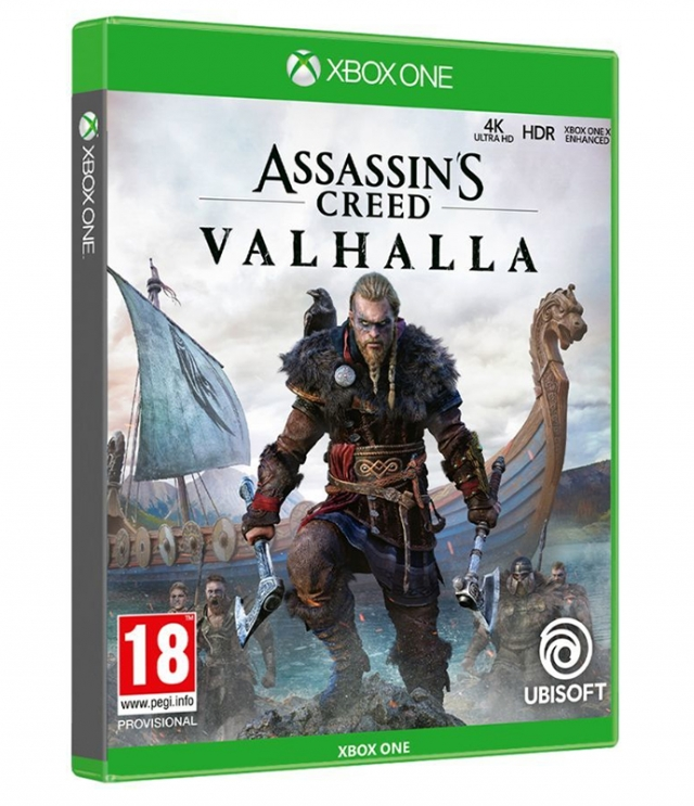 ASSASSINS CREED VALHALLA (EM PORTUGUÊS) XBOX ONE