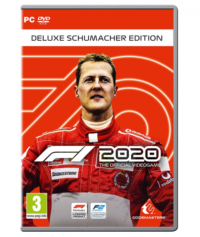F1 2020 Deluxe Schumacher Edition (Oferta DLC) PC