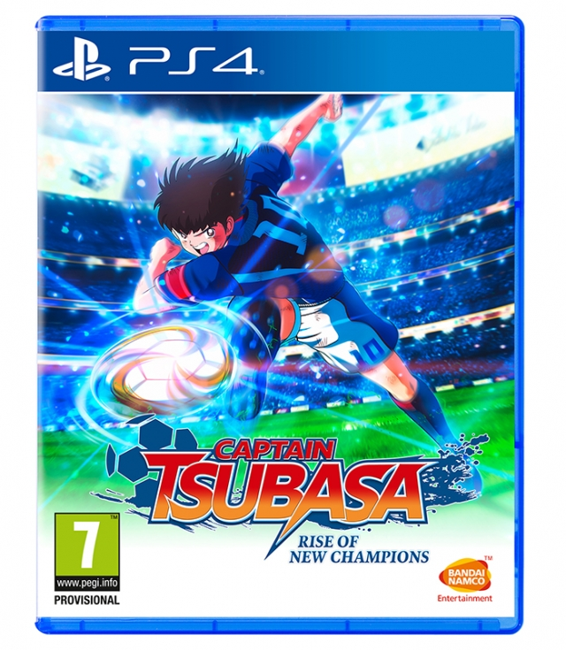 CAPTAIN TSUBASA Rise of New Champions (Oferta DLC e Pins) PS4