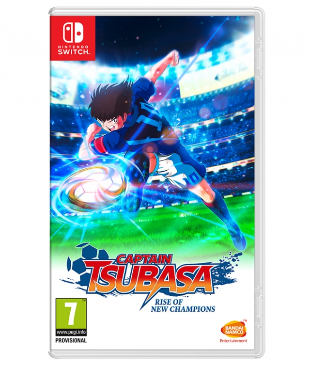 CAPTAIN TSUBASA Rise of New Champions (Oferta DLC e Pins) Switch