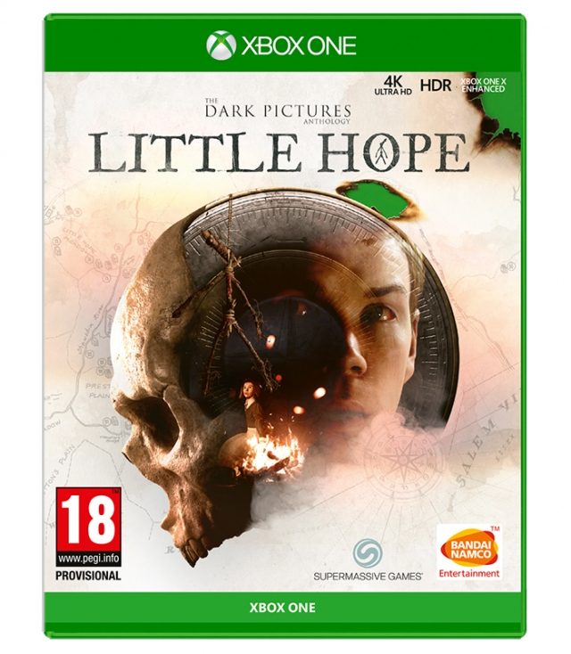THE DARK PICTURES: LITTLE HOPE XBOX ONE