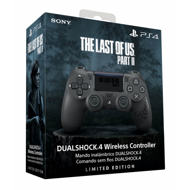 COMANDO SONY DUALSHOCK 4 V2 Edição Limitada The Last of Us Part II PS4