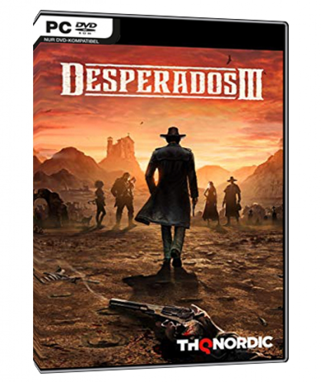 DESPERADOS III PC