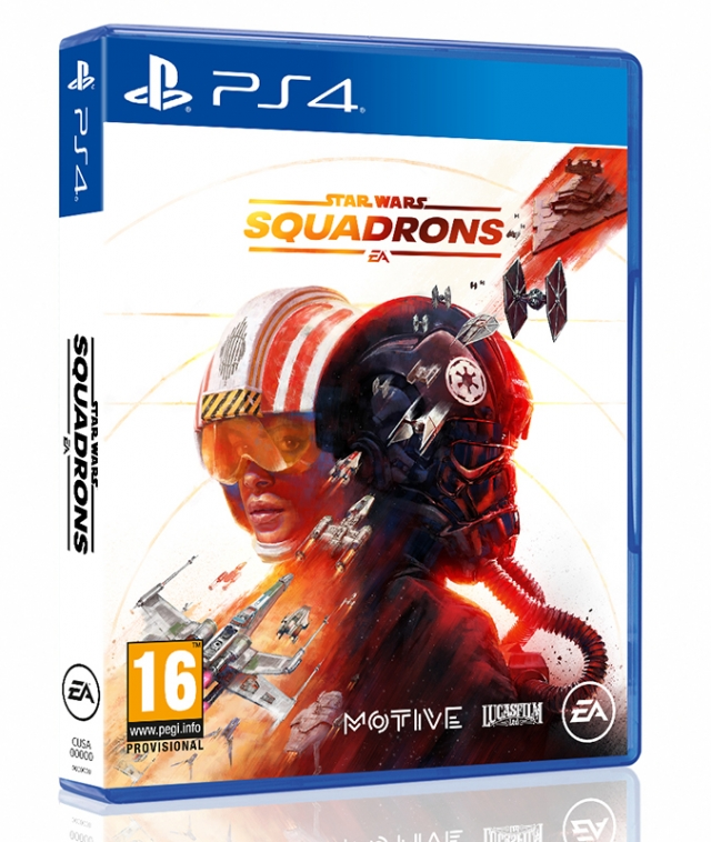 STAR WARS SQUADRONS (Ofertas Reserva) PS4