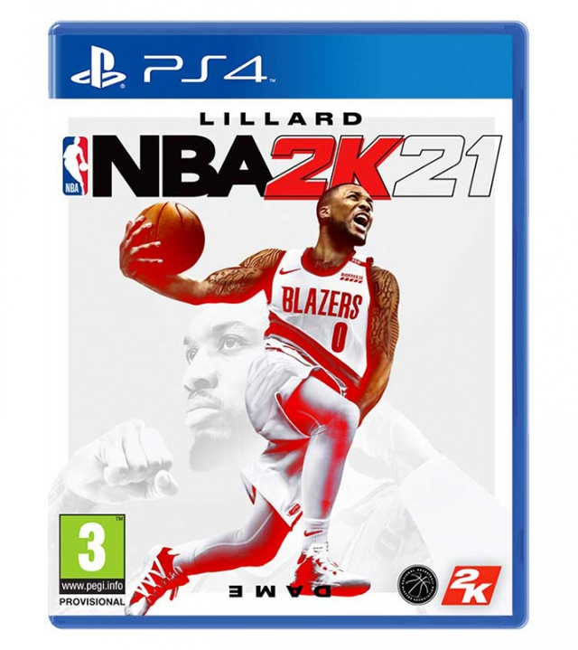 NBA 2K21 (Oferta DLC) PS4