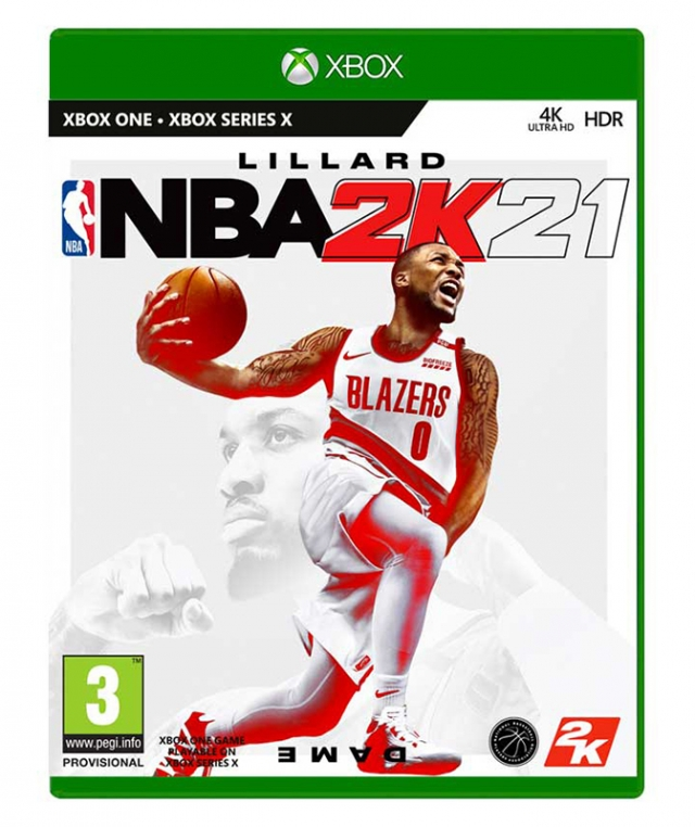 NBA 2K21 (Oferta DLC) XBOX ONE