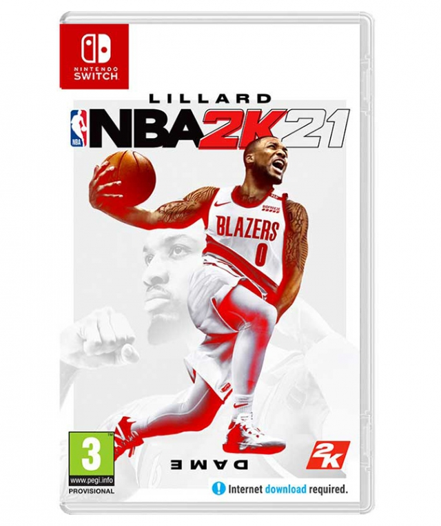 NBA 2K21 (Oferta DLC) Switch