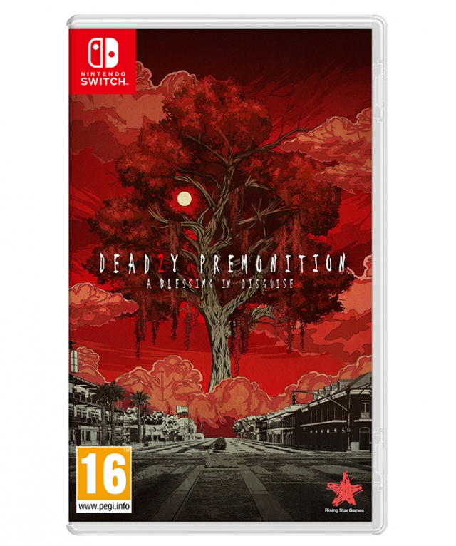 DEADLY PREMONITION 2 (Com Ofertas) Switch