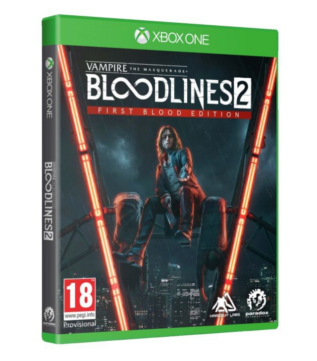 BLOODLINES 2 First Blood Edition XBOX ONE