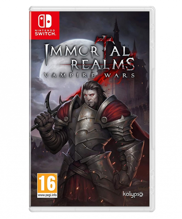 IMMORTAL REALMS - VAMPIRE WARS Switch