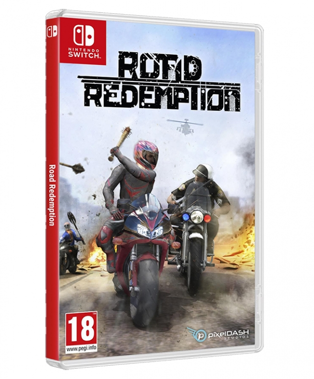 ROAD REDEMPTION Switch