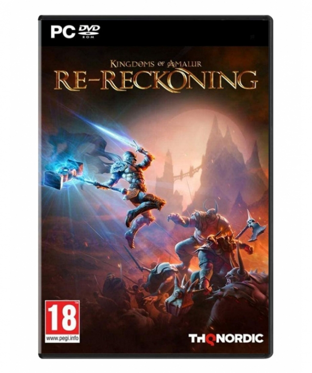 KINGDOMS OF AMALUR RE-RECKONING PC