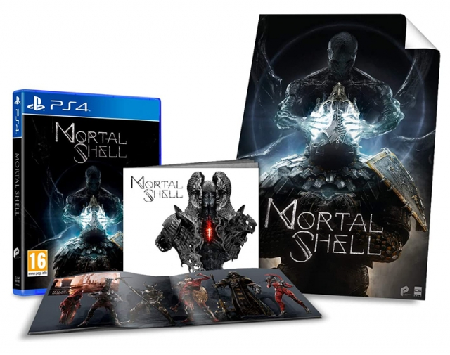 MORTAL SHELL Launch Edition PS4