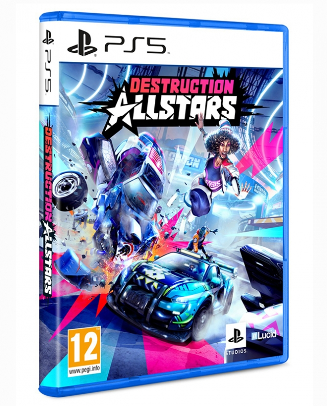 DESTRUCTION ALL STARS (EM PORTUGUÊS) PS5