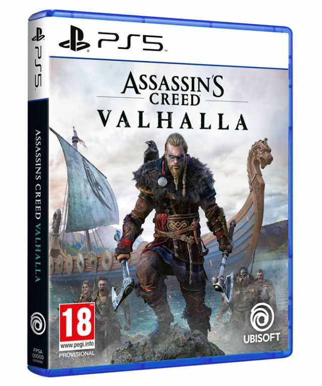 ASSASSINS CREED VALHALLA (EM PORTUGUÊS) PS5