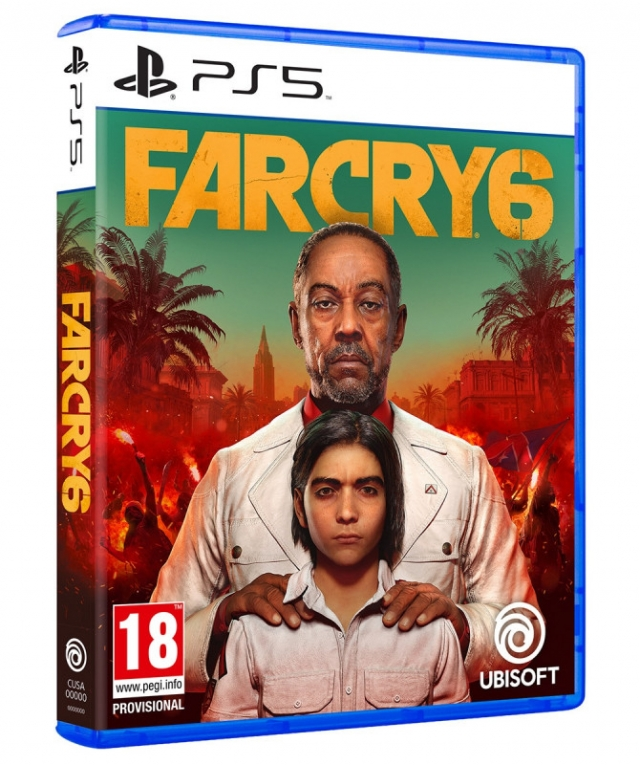 FAR CRY 6 PS5