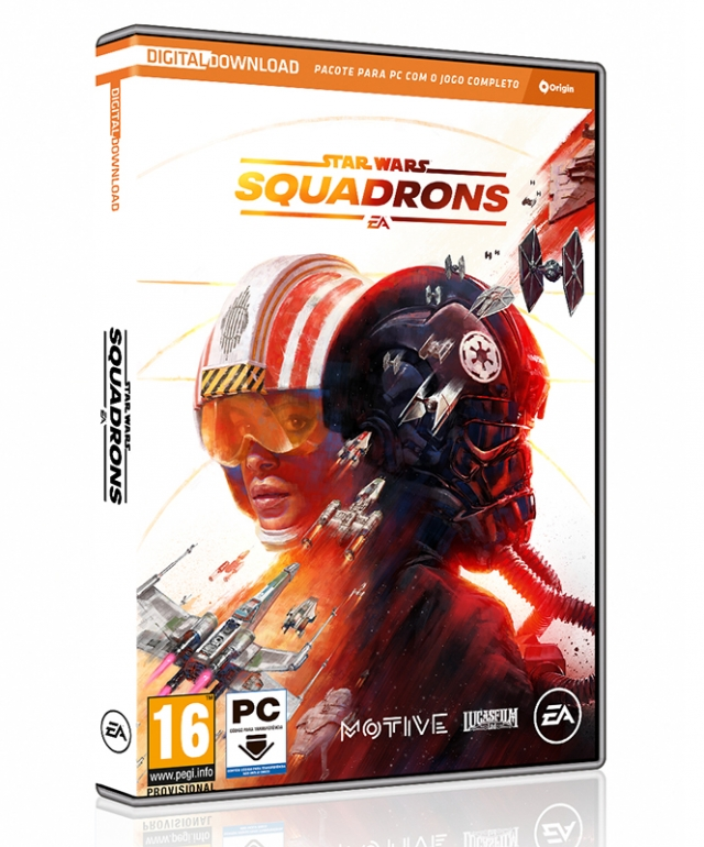 STAR WARS SQUADRONS (Download Digital) PC