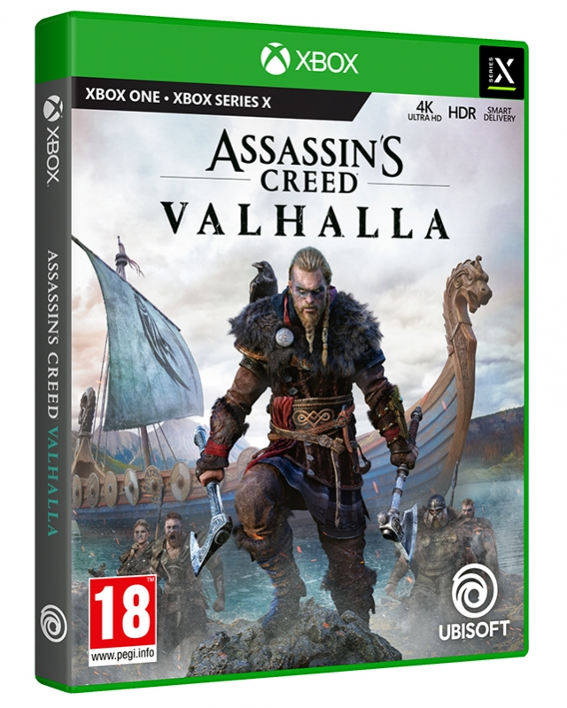 ASSASSINS CREED VALHALLA (EM PORTUGUÊS) Xbox One Series X