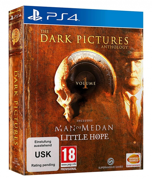 THE DARK PICTURES Anthology PS4