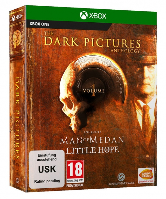 THE DARK PICTURES Anthology XBOX ONE