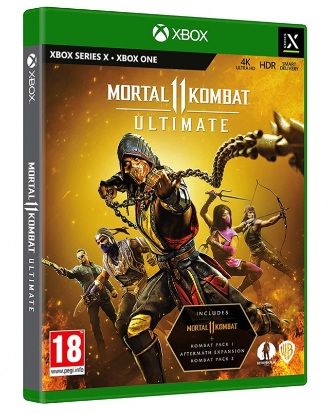 MORTAL KOMBAT 11 ULTIMATE XBOX ONE/ Xbox One Series X