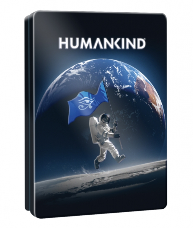 HUMANKIND Limited Steelbook Edition PC