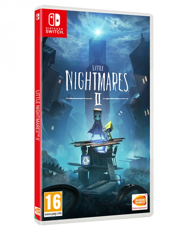 LITTLE NIGHTMARES II Day One edition Switch