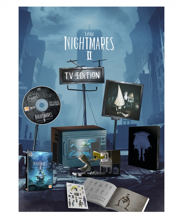 LITTLE NIGHTMARES II TV Edition PC