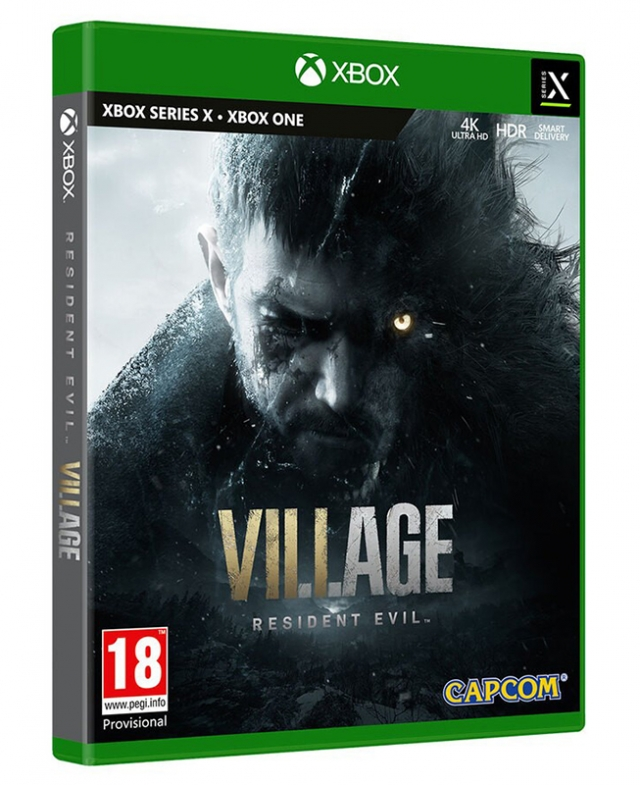 RESIDENT EVIL VILLAGE XBOX One | Series X
