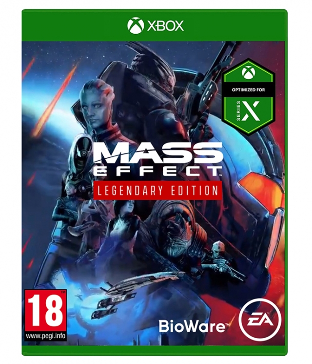 MASS EFFECT Legendary Edition XBOX ONE
