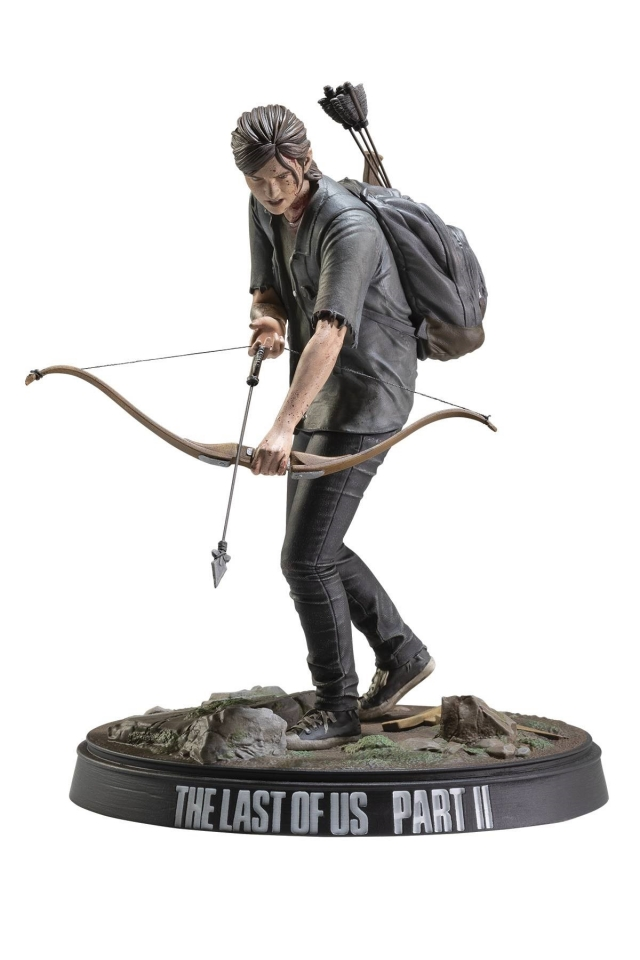 FIGURA THE LAST OF US PART II Ellie com Arco (20 cm)