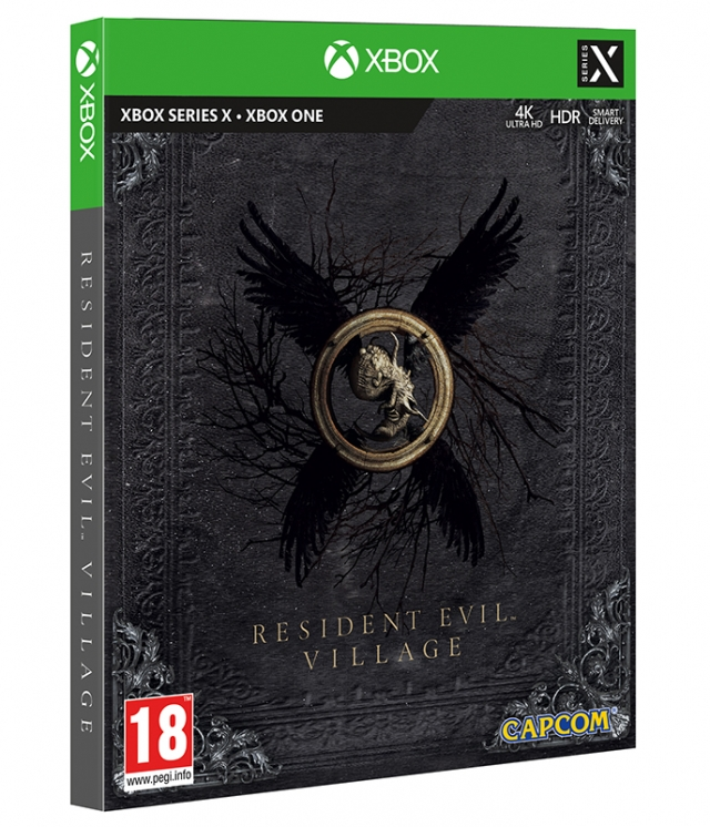 RESIDENT EVIL VILLAGE Steelbook Edition (Oferta DLC) Xbox One | Series X