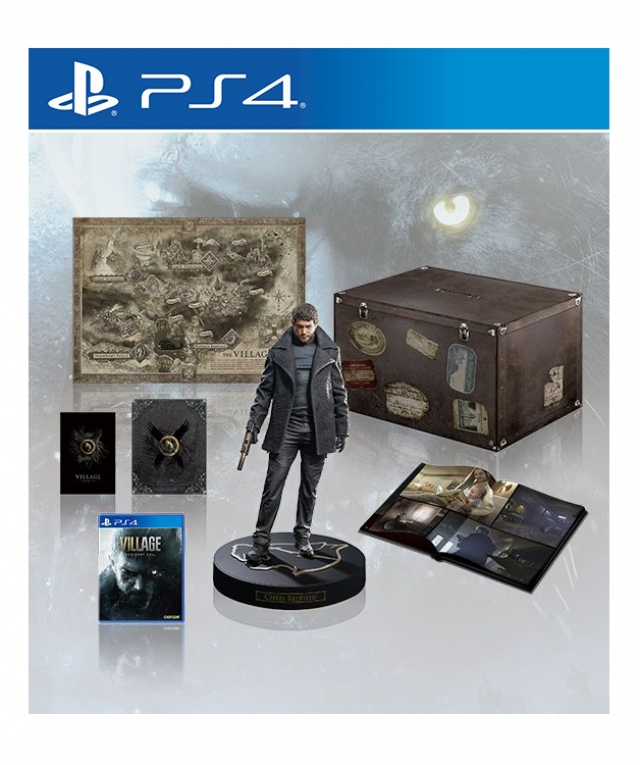 RESIDENT EVIL VILLAGE Collectors Edition (Oferta DLC) PS4 | PS5