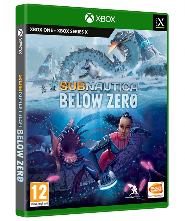 SUBNAUTICA BELOW ZERO XBOX ONE | Series X