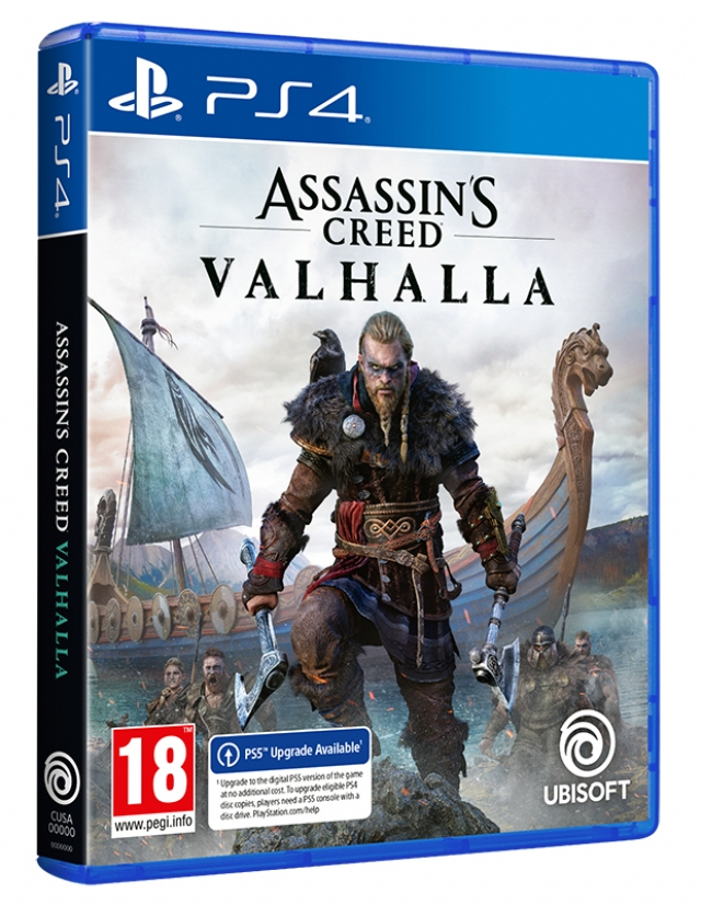 ASSASSINS CREED VALHALLA PS4 | PS5