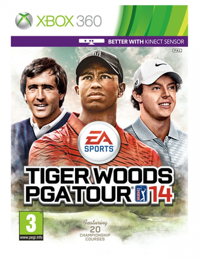 TIGER WOODS PGA TOUR 14 XB360