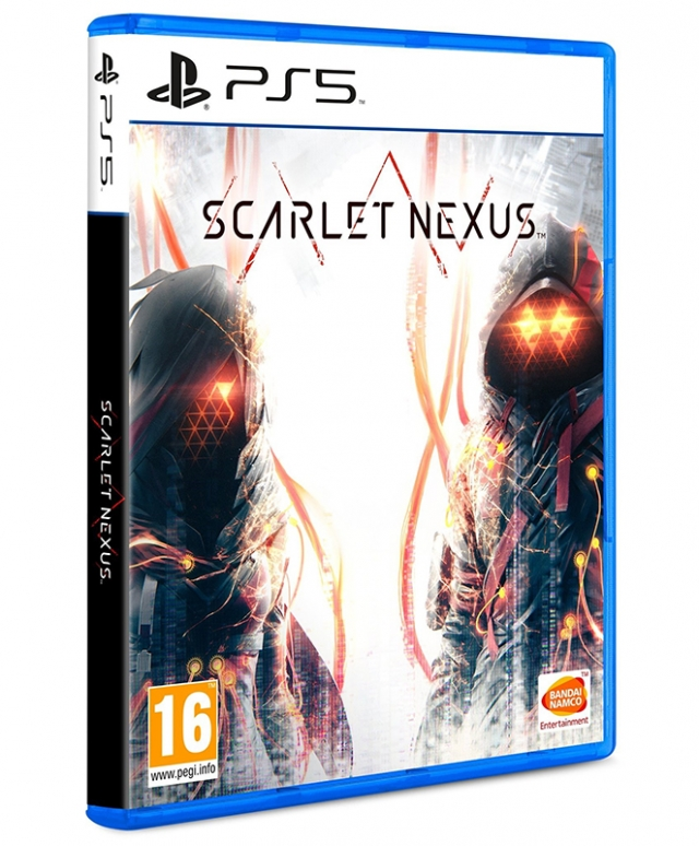 SCARLET NEXUS (Oferta DLC)  PS5