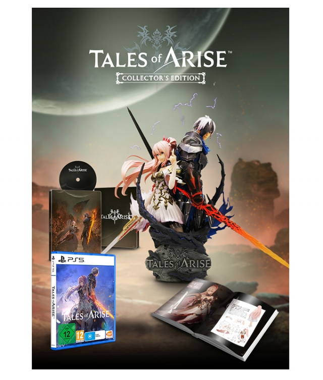 TALES OF ARISE Collectors Edition PS5