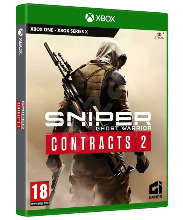 SNIPER GHOST WARRIOR CONTRACTS 2 XBOX ONE | Series X