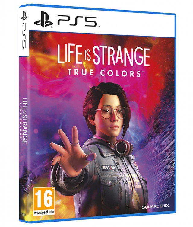 LIFE IS STRANGE True Colors PS5