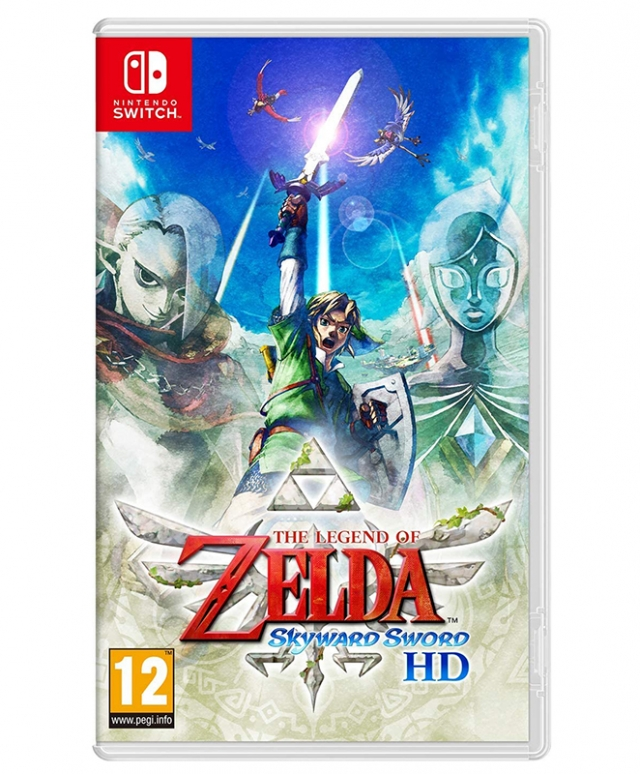 THE LEGEND OF ZELDA Skyward Sword HD Switch