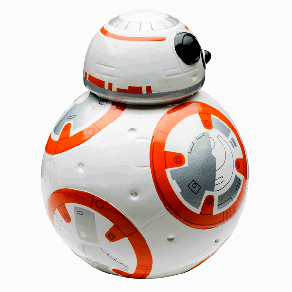 Mealheiro STAR WARS THE FORCE AWAKENS BB-8