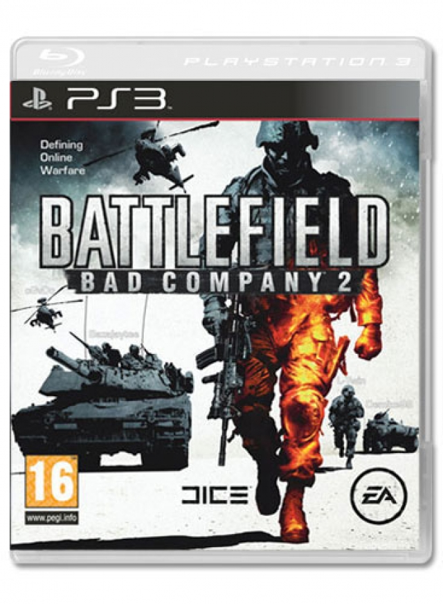 BATTLEFIELD BAD COMPANY 2 Essentials PS3